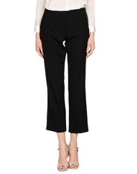 Maesta Trousers Casual Trousers Women Black