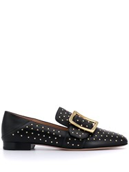 Bally Janesse Loafers Black
