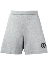 Dsquared2 Dd Logo Shorts Grey