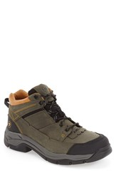 Ariat Men's 'Terrain Pro' Waterproof Hiking Boot Shadow Leather