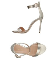 Lerre Sandals Platinum