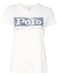 Polo Ralph Lauren T Shirt White