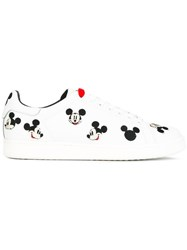 Moa Master Of Arts Mickey Mouse Sneakers White