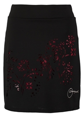 Desigual Fal Gemma Mini Skirt Negro Black