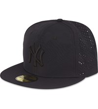 New Era 59Fifty Ripstop Yankees Fitted Cap Black