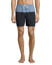 Theory Simulate New Cosmos Swim Trunks Slope