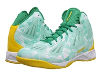 And 1 Xcelerate 1.5 Ice Green White Lemon Chrome Men's Basketball Shoes