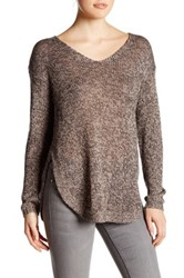 Research And Design Long Sleeve Sweater Brown