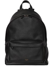 Givenchy Studded Straps Tumbled Leather Backpack