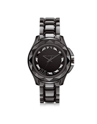 Karl Lagerfeld Karl 7 43.5 Mm Gunmetal Ip Stainless Steel Unisex Watch Dark Gray