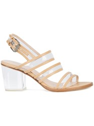 Ritch Erani Nyfc Bianca Sandals Nude And Neutrals