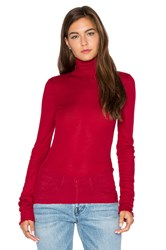 Free People Modern Cuff Layering Top Red