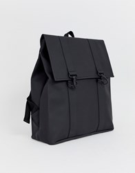 Rains Msn Large Backpack Black