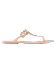 Stuart Weitzman 'Mermaid Jelly' Sandals Pink And Purple