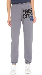 Freecity Feather Weight Sweatpants Greyart