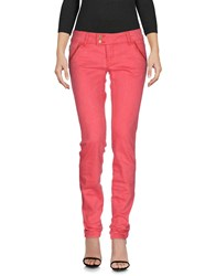 Met And Friends Jeans Coral