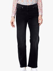 Ghost Straight Cut Arlo Jeans Washed Black