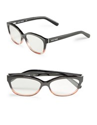 Bobbi Brown The Mulberry 54Mm Square Reading Glasses Black