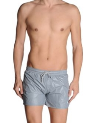 Paolo Pecora Swimming Trunks Azure