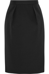 Miu Miu Satin Pencil Skirt