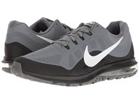 Nike Air Max Dynasty 2 Cool Grey White Black Men's Running Shoes Gray