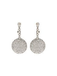 Mikey Round Ball Earrings