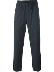 3.1 Phillip Lim Drawstring Trousers Grey