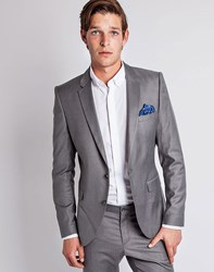 Selected One Mylo Logan Grey Blazer