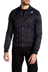 K Way Louis Light Thermo Jacket Black