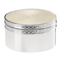 Vera Wang Wedgwood With Love Pearl Treasure Box Pearl