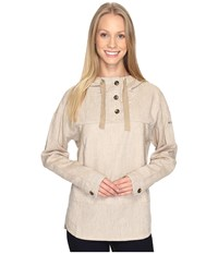Columbia Summer Time Anorak British Tan Women's Sweatshirt
