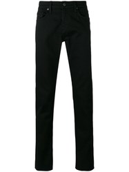 J Brand Slim Fit Jeans Black