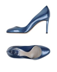 Christian Dior Dior Footwear Courts Women Slate Blue