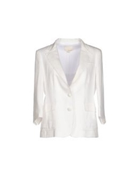 Band Of Outsiders Blazers White