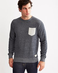Bellfield Nesbit Pocket Sweat