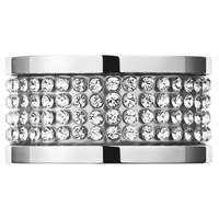 Dyrberg Kern Emily Crystal Band Ring