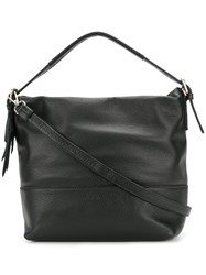 Jost Vika Hobo Bag Black