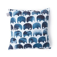 Oilo Elefant Quilted Pillow