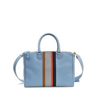 Paul Smith Double Zip Maharam Stripe Tote