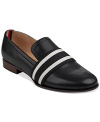 Tommy Hilfiger Women's Ignaz Loafers Women's Shoes Black