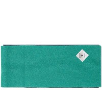 Barbour Birkhouse Knitted Scarf Blue