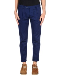 Roberto Pepe Casual Pants Bright Blue