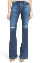 Ag Jeans Women's Ag 'Janis' High Rise Flare Jeans