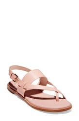 Cole Haan Anica Sandal Misty Rose Leather