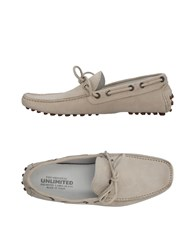 Unlimited Loafers Beige