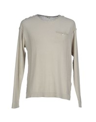 Scout Knitwear Jumpers Men Light Green