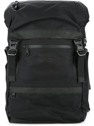 As2ov Waterproof Cordura 305D Backpack Nylon Black