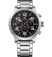 Tommy Hilfiger 1791234 Stainless Steel Watch Black