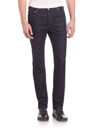 Wesc Eddy Classic Fit Jeans Blue Rinse
