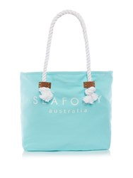 Seafolly Carried Away Ship Sail Tote Iceberg